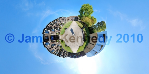 Little Planet 小地球 Fitzwilliam College, Cambridge Univeristy
