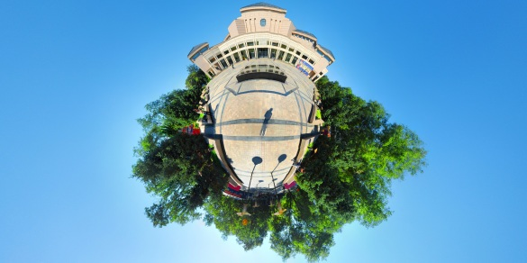 Little Planet 小地球 Peking University 100th Anniversary Hall