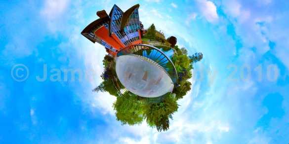 Little Planet 小地球 Cambridge River Cam