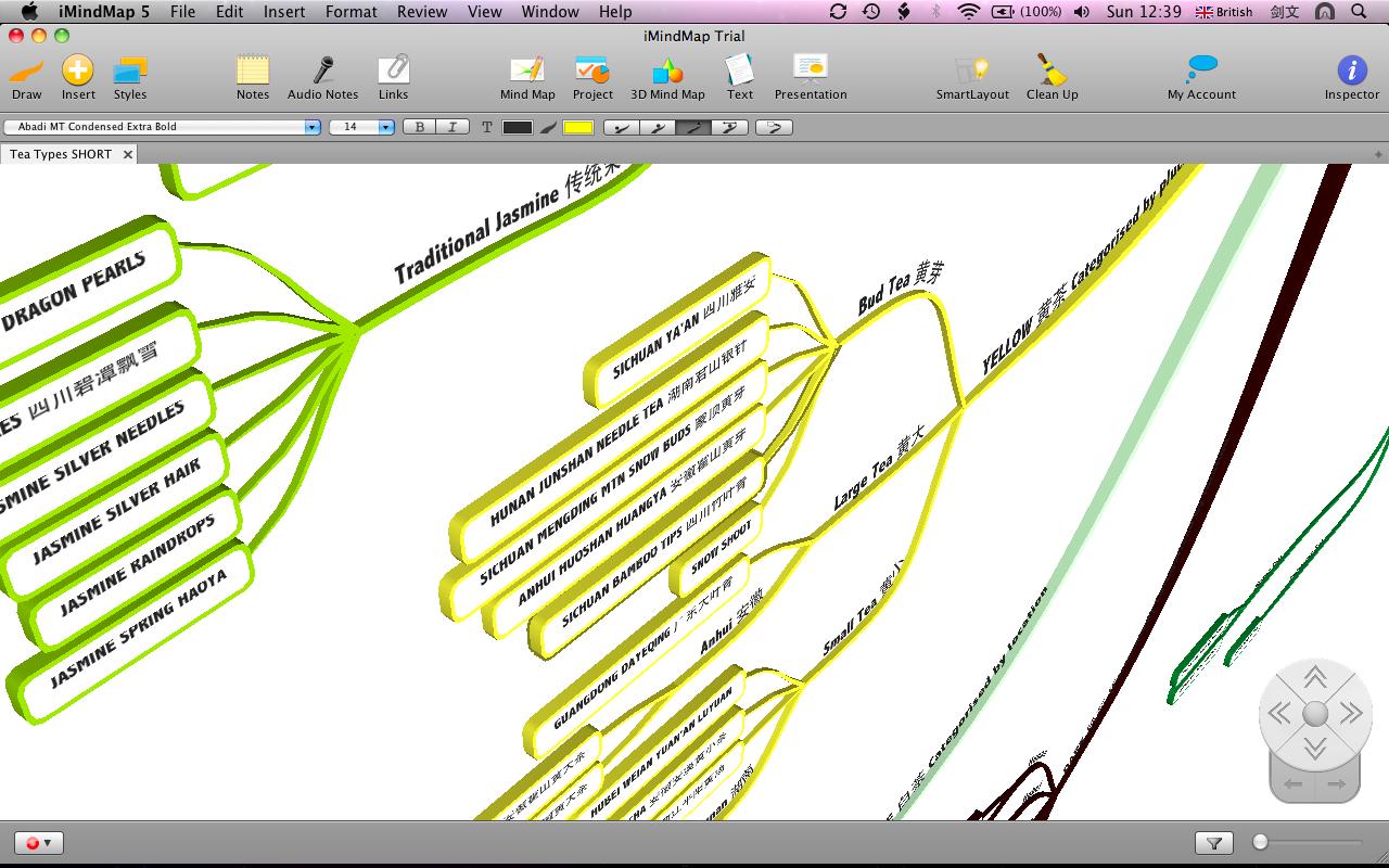 Mind Mapping Mac App Landscape Crew Leader Sample Resume