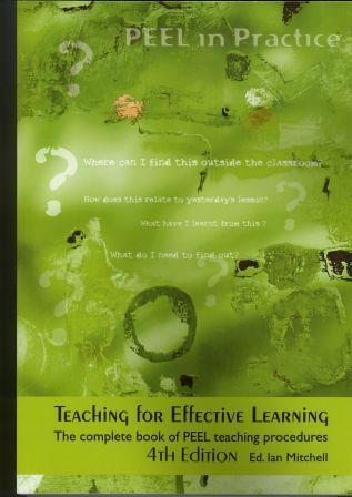 Teaching for effective learning: The complete book of PEEL teaching procedures