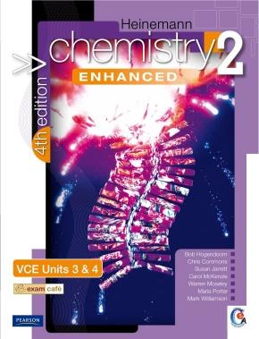 Heinemann Chemistry 2 Enhanced cover