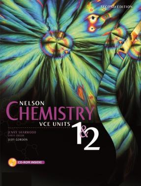Nelson Chemistry VCE Units 1 & 2
