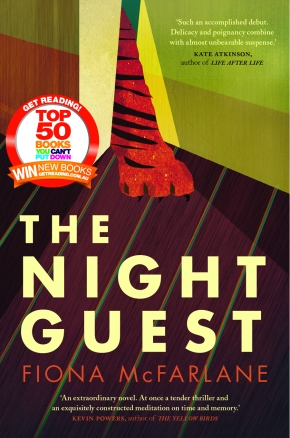 The Night Guest Book Cover