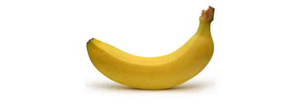 Ingredients of an All-Natural Banana