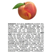 Ingredients of An All-Natural Peach