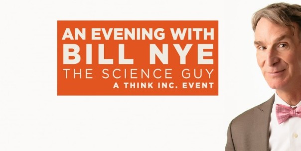 An Evening with Bill Nye the Science Guy