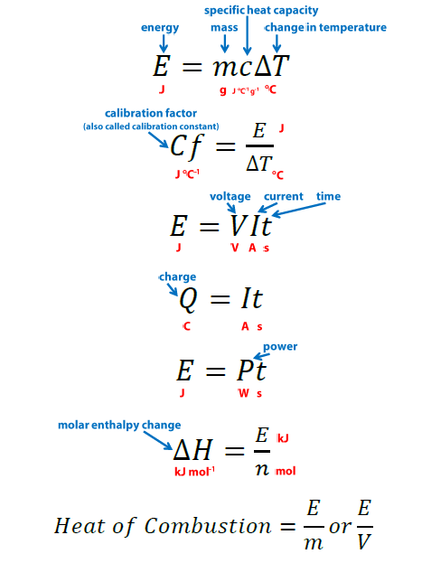 chapter 25 essential calorimetry formulae vce chemistry?w=604 education james kennedy Basic Electrical Wiring Diagrams at nearapp.co