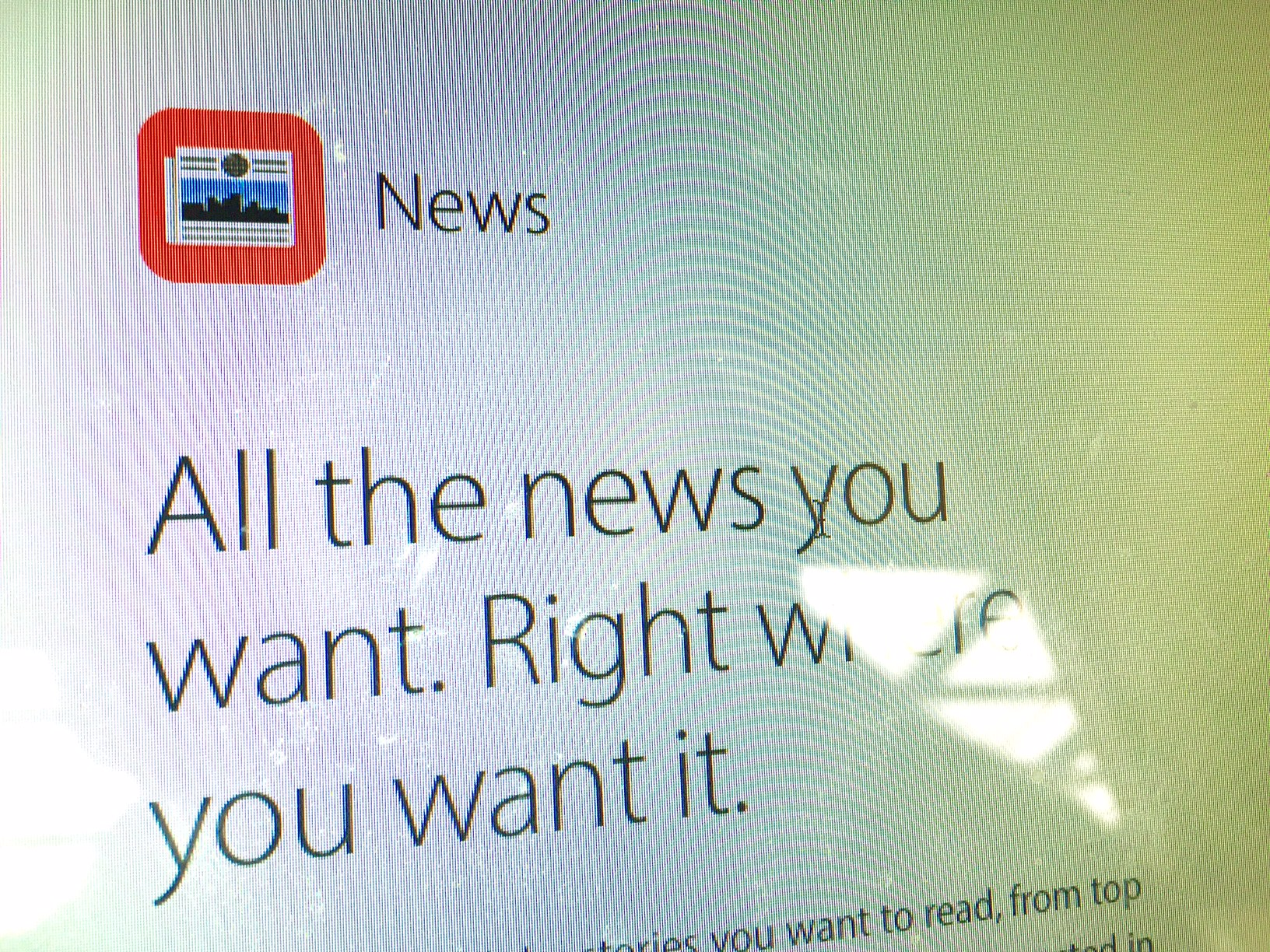 Apple News is available on iOS 9 and above