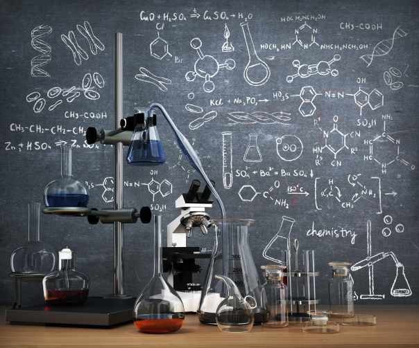 Chemistry lab. Image supplied by National Laboratory Sales