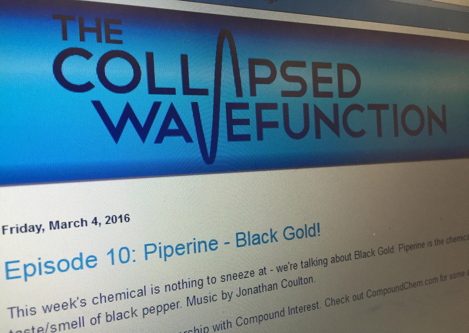 collapsed wavefunction logo