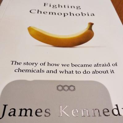Fighting Chemophobia cover