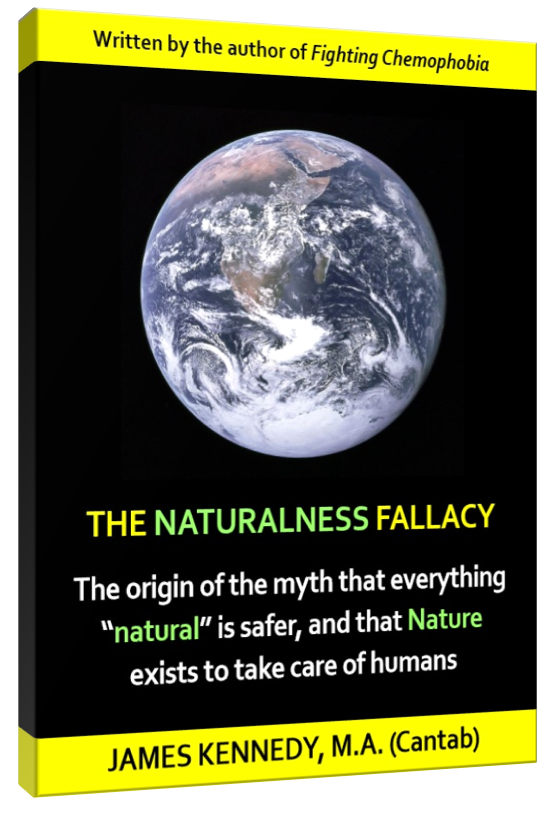 The Naturalness Fallacy 2018 v1 cover 3d